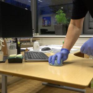 Kvalitets kontor rengøring